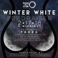 Winter White Fundraiser with TROPO