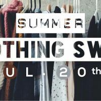Summer Clothing Swap - San Luis Obispo Events, CA | Commingly