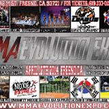 MMA Evolution Expo Fresno 2014