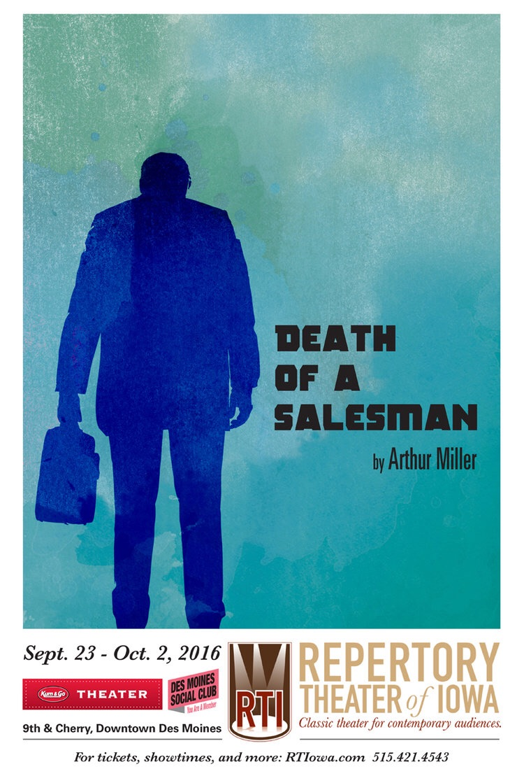 death of salesman Need help on themes in arthur miller's death of a salesman check out our thorough thematic analysis from the creators of sparknotes.