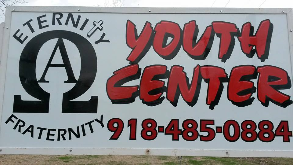 Eternity Fraternity Ages 14 & up Saturday Night