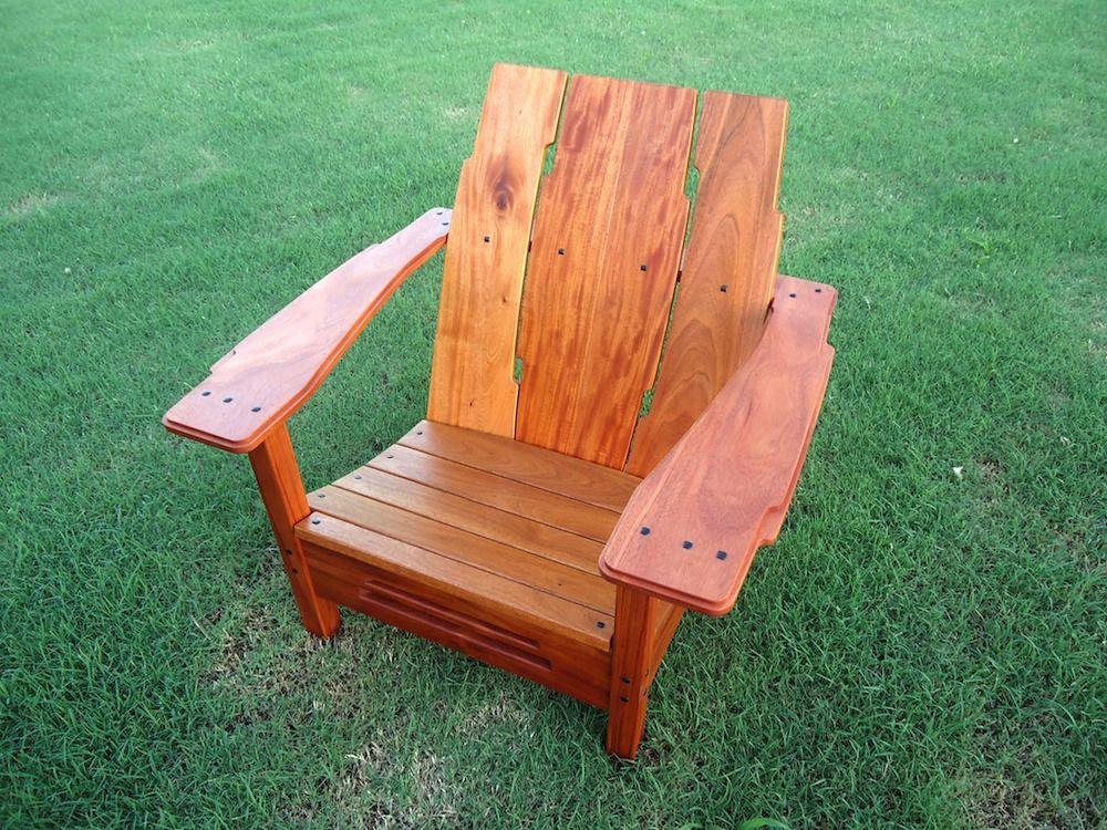 Guild Sale: Greene U0026 Greene Adirondack Chair